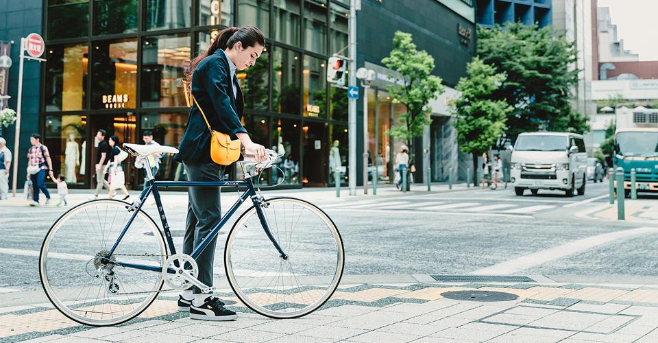 FUJI BALLAD フジ バラッド 2019 クロスバイク 評判 自転車 通販 人気 おすすめ